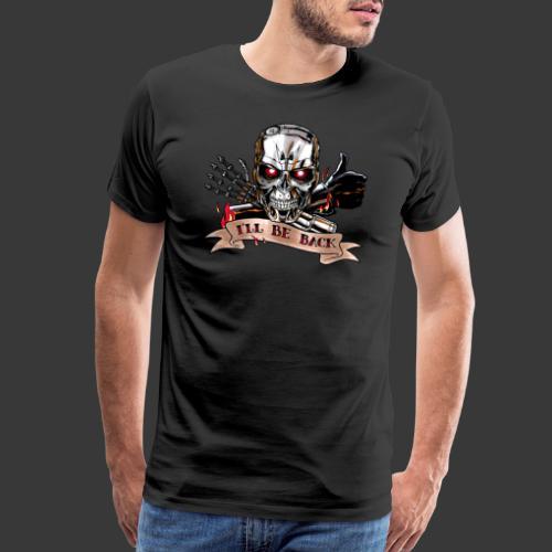 Terminator Universe - Men's Premium T-Shirt