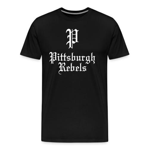 Pittsburgh Rebels - Men's Premium T-Shirt