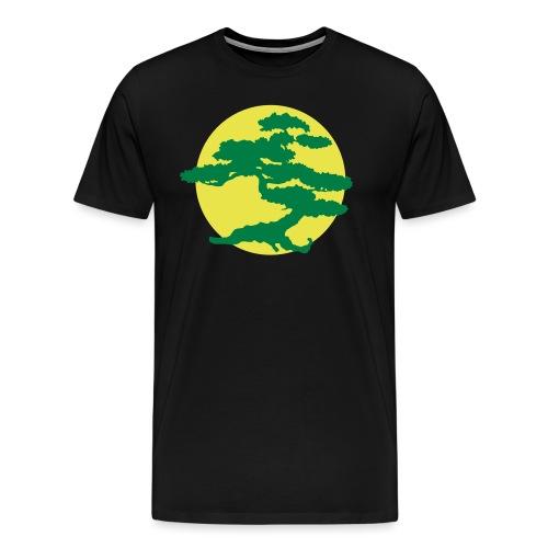 Bonsai Tree - Men's Premium T-Shirt
