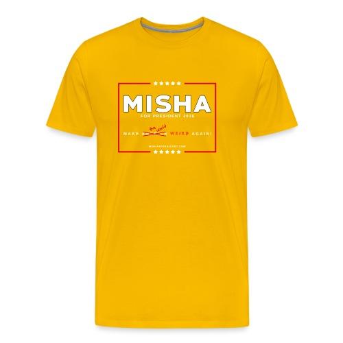Make The World Weird! - Men's Premium T-Shirt