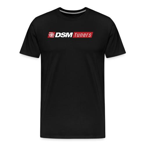 DSMtuners Logo White Text - Men's Premium T-Shirt
