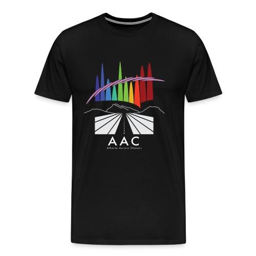 Alberta Aurora Chasers - Men's T-Shirt - Men's Premium T-Shirt