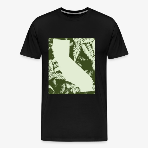 caliFloral - Men's Premium T-Shirt