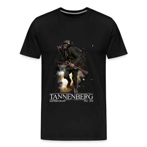 Classic Tannenberg - Men's Premium T-Shirt