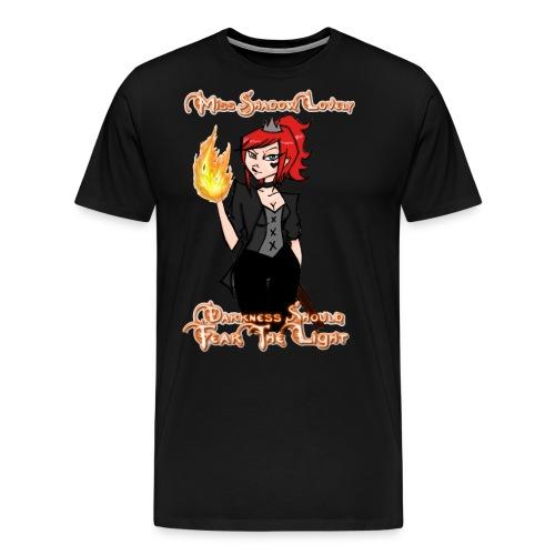 ShirtFinished png - Men's Premium T-Shirt