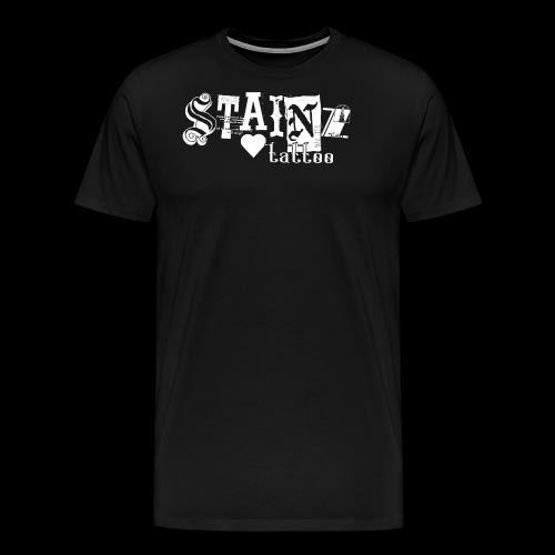 Stainz logo 2 - Men's Premium T-Shirt