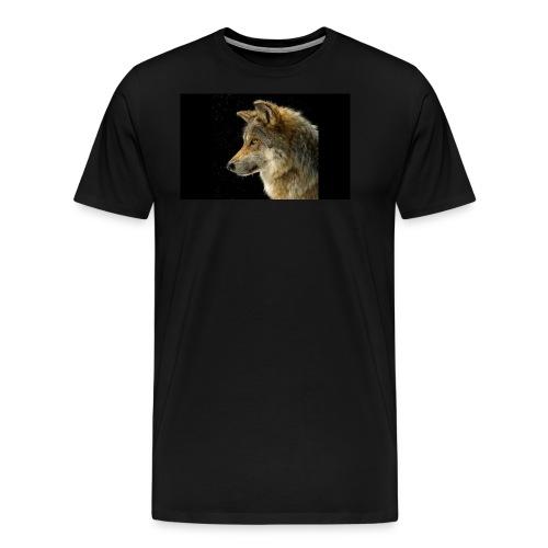 Oficaial wolf shirt - Men's Premium T-Shirt