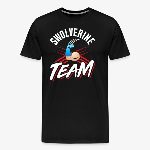 Swolverine Team - Men's Premium T-Shirt