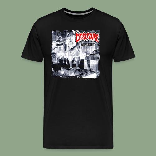 D.T. Seizure - Whipping Post T-Shirt - Men's Premium T-Shirt