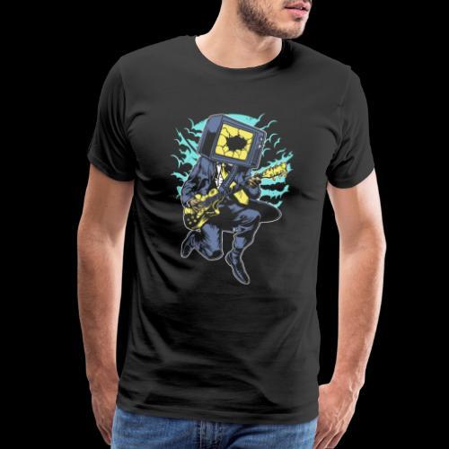 Played Out TV Rockstar - Men's Premium T-Shirt