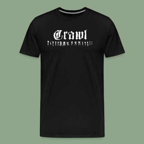 Crawl Teeth T Shirt - Men's Premium T-Shirt