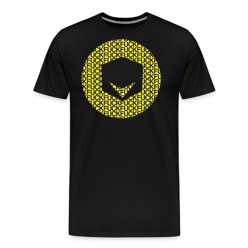 FUCK Shirt png - Men's Premium T-Shirt