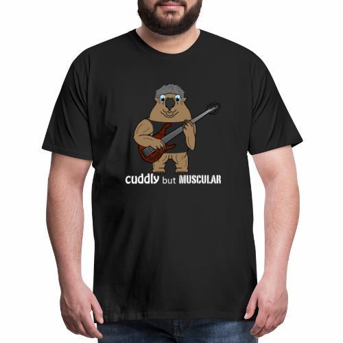 wombatwhite - Men's Premium T-Shirt