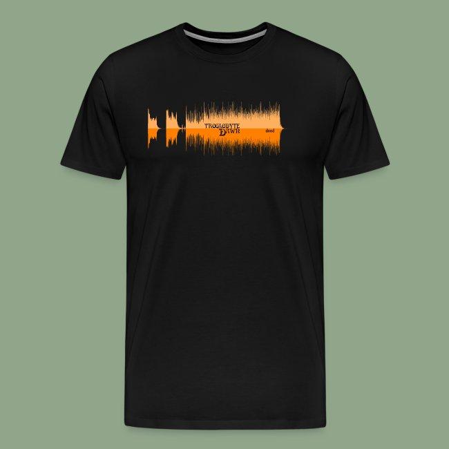 Troglodyte Dawn - Dood Waveform Shirt