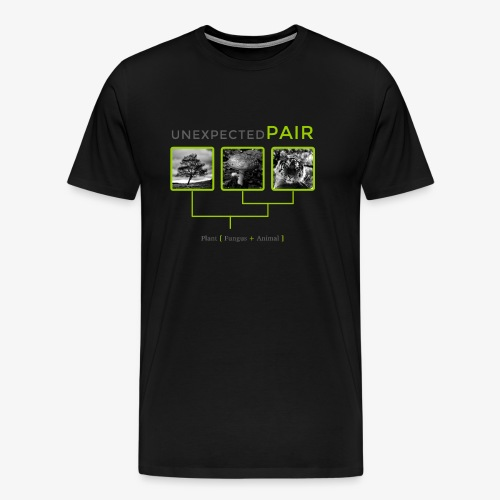 Unexpected pair - Men's Premium T-Shirt