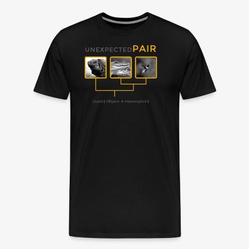 Unexpected pairs - Men's Premium T-Shirt
