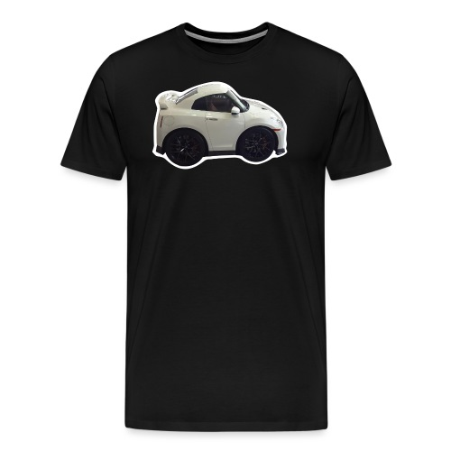 Nissan Mini GTR - Men's Premium T-Shirt