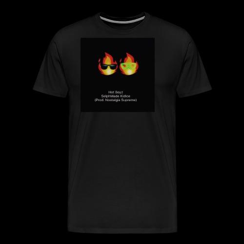 KIDICE HOTBOYZ cover art - Men's Premium T-Shirt
