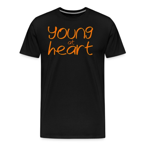 young at heart - Men's Premium T-Shirt