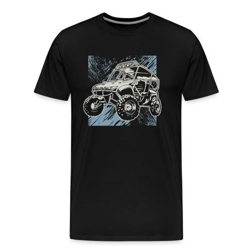UTV Baja Off-Road Sports - Men's Premium T-Shirt