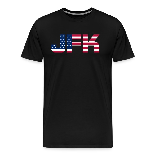 JFK - Men's Premium T-Shirt