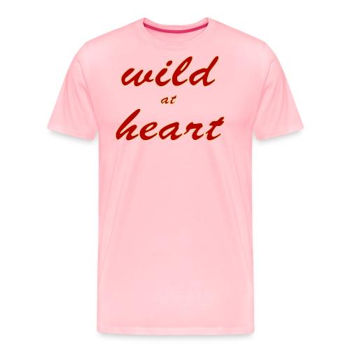 wild at heart - Men's Premium T-Shirt