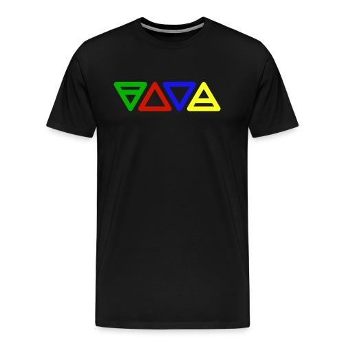 elements symbols - Men's Premium T-Shirt