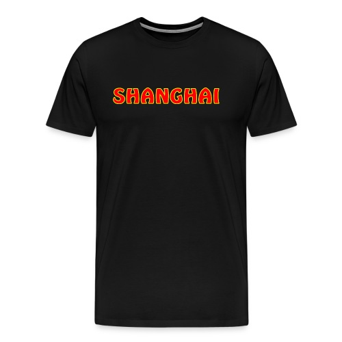Shanghai - Men's Premium T-Shirt