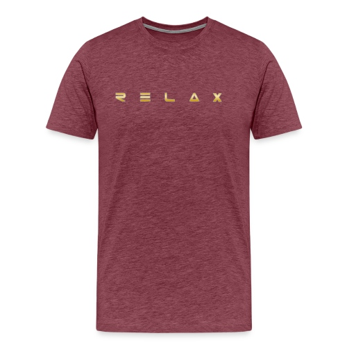 Relax gold - Men's Premium T-Shirt