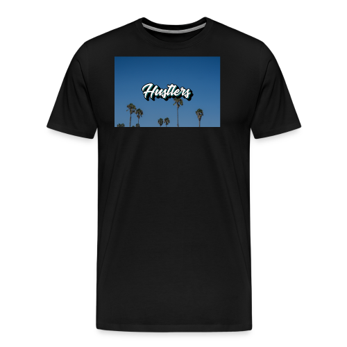 Hustlers Palm Tree Collection - Men's Premium T-Shirt