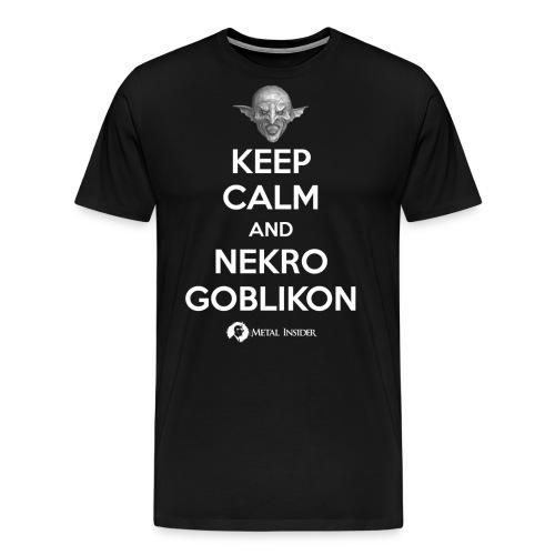 Nekrogoblikon150 jpg - Men's Premium T-Shirt