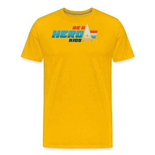 BHK primary full color stylized TM - Men's Premium T-Shirt