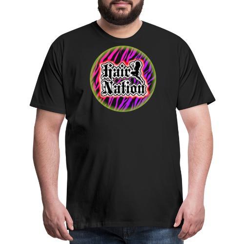 Hair Nation - Men's Premium T-Shirt