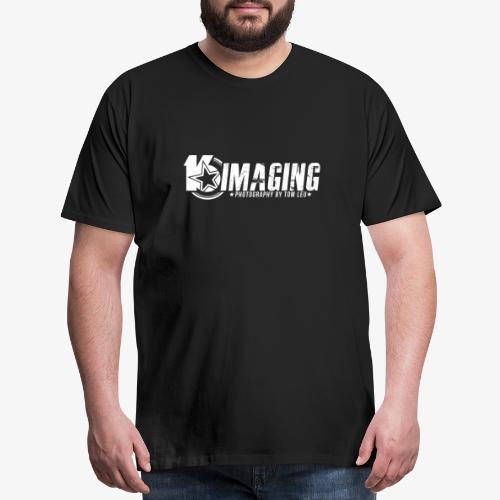 16IMAGING Horizontal White - Men's Premium T-Shirt