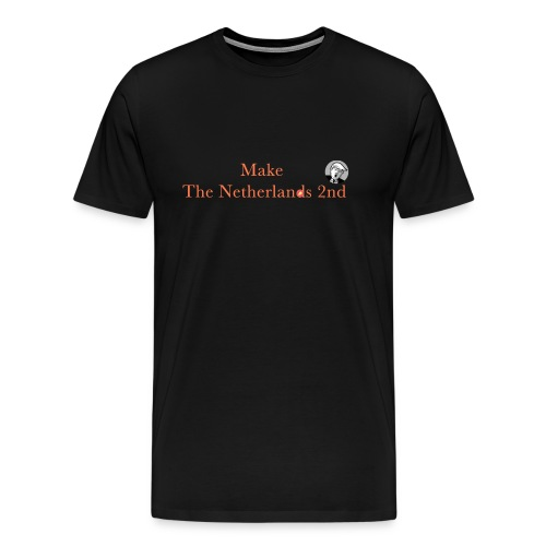 Make The Netherlands 2nd - Men's Premium T-Shirt