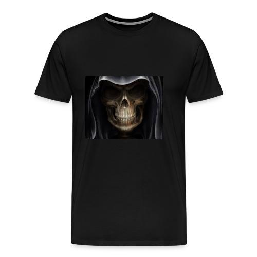 D4A763B1 422C 4428 A315 449071AAD680 - Men's Premium T-Shirt
