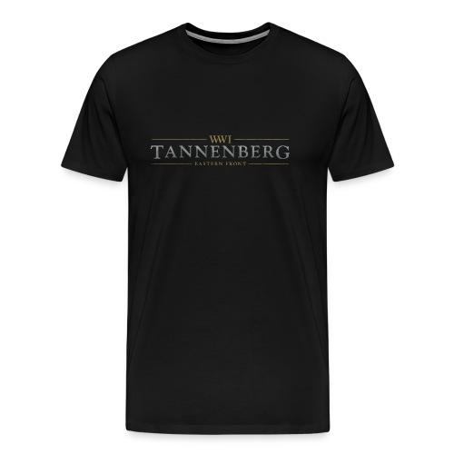 New Tannenberg Official Logo - Men's Premium T-Shirt
