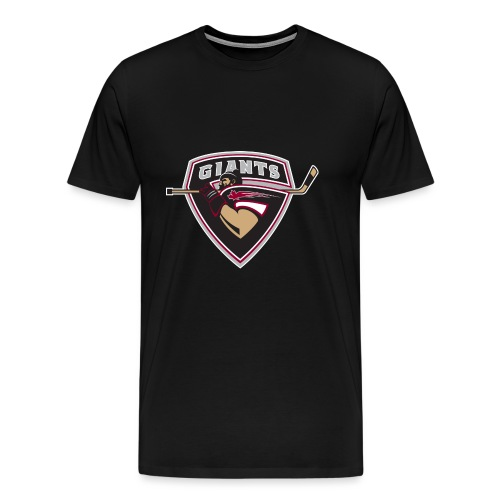 1200px Vancouver Giants Logo svg - Men's Premium T-Shirt