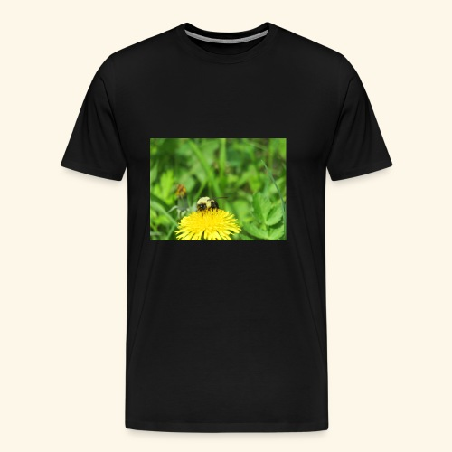 Dandelion Bee - Men's Premium T-Shirt