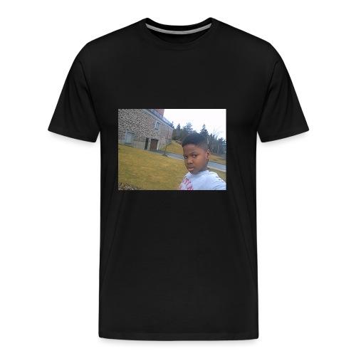 HANIEL Byoutube comeELLE 007 - Men's Premium T-Shirt