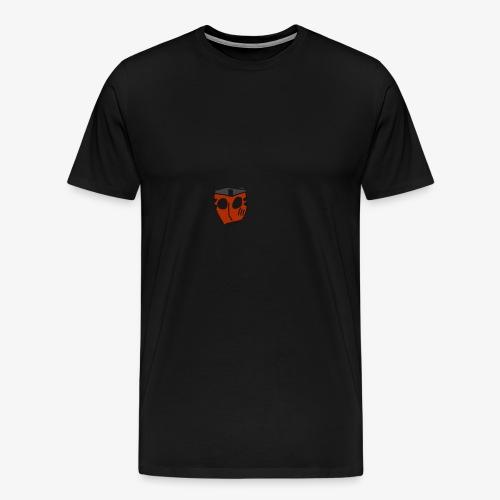 Scratched Mask MK IV - Men's Premium T-Shirt