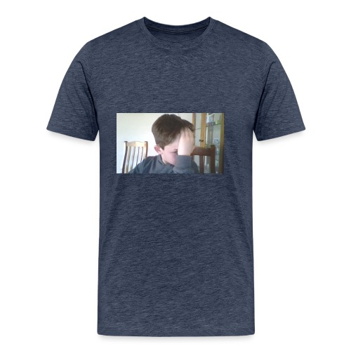Luiz FAce!! - Men's Premium T-Shirt