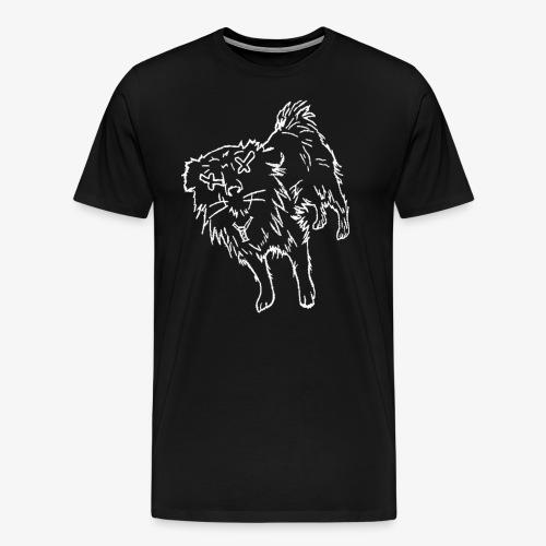 hammer edit 3 inv - Men's Premium T-Shirt