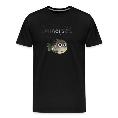 Cute Little Fishy - Men's Premium T-Shirt
