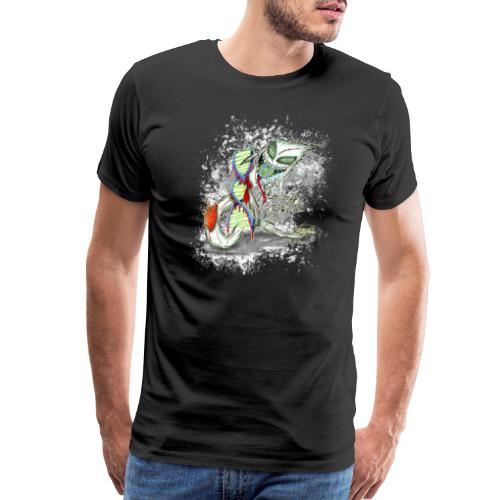 humanity is genocide - Men's Premium T-Shirt
