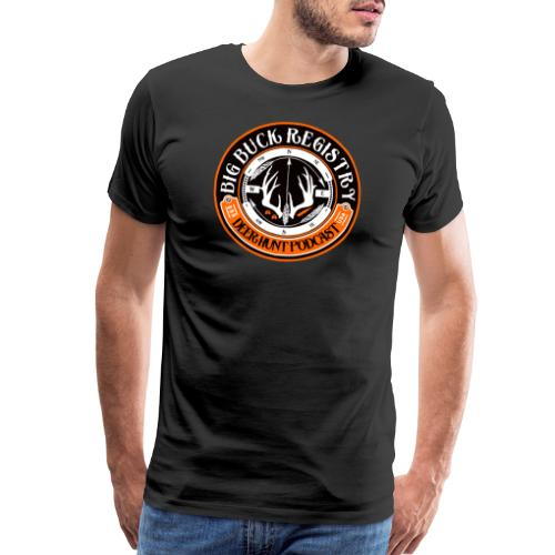 Big Buck Registry Deer Hunt Podcast - Men's Premium T-Shirt