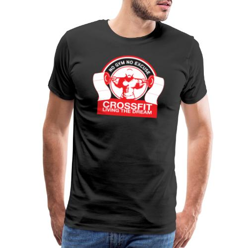 Toilet Paper - Men's Premium T-Shirt
