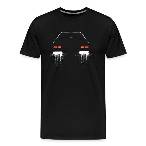 HQ BURNOUT - Men's Premium T-Shirt