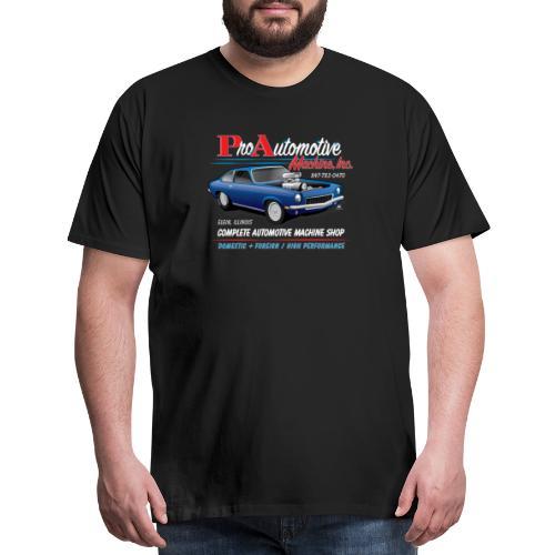 ProAutoTeeDesign062317fin - Men's Premium T-Shirt