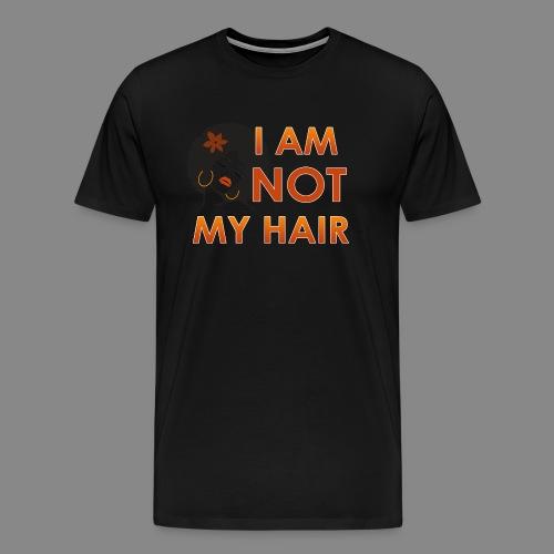 I Am Not My Hair - Men's Premium T-Shirt
